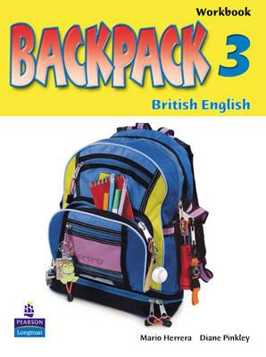 Backpack 3 Wb+Cd-Rom (Sp/Ed)