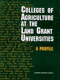 Colleges of Agriculture at the Land Grant Universities