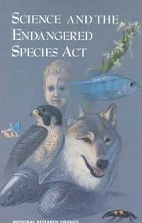 Science and the Endangered Species Act