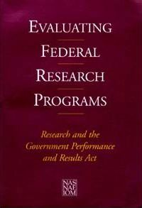 Evaluating Federal Research Programs