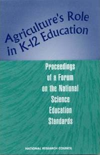 Agriculture's Role in K-12 Education