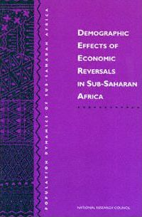 Demographic Effects of Economic Reversals in Sub-Saharan Africa