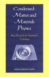 Condensed-Matter and Materials Physics