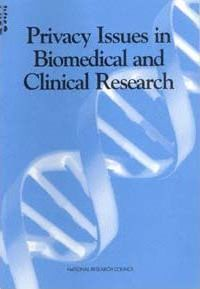 Privacy Issues in Biomedical and Clinical Research