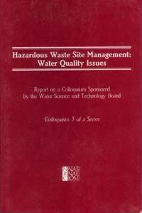Hazardous Waste Site Management