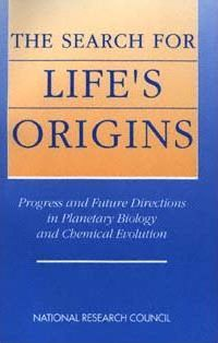 The Search for Life's Origins