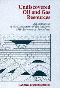 Undiscovered Oil and Gas Resources