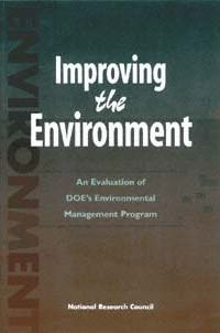 Improving the Environment