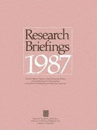 Research Briefings 1987