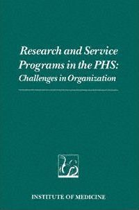 Research and Service Programs in the Phs