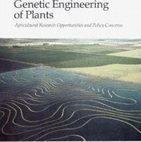 Genetic Engineering of Plants