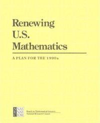 Renewing U.S. Mathematics