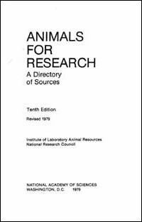 Animals for Research