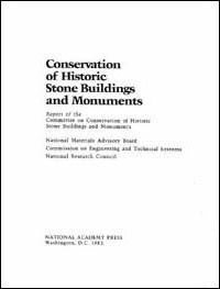 Conservation of Historic Stone Buildings and Monuments