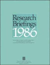 Research Briefings 1986