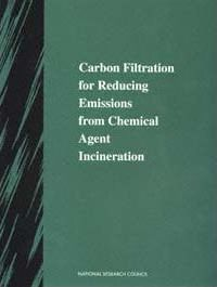 Carbon Filtration for Reducing Emissions from Chemical Agent Incineration