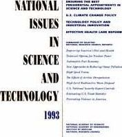 National Issues in Science and Technology, 1993