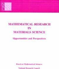 Mathematical Research in Materials Science