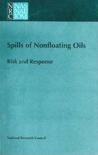 Spills of Nonfloating Oils