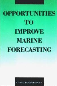 Opportunities to Improve Marine Forecasting