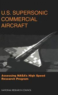 U.S. Supersonic Commercial Aircraft