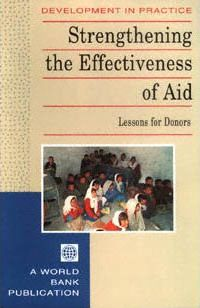 Strengthening the Effectiveness of Aid