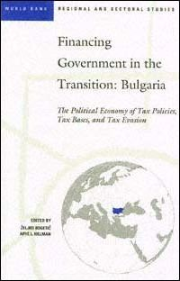 Financing Government in the Transition--Bulgaria