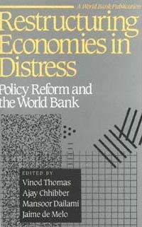 Restructuring Economies in Distress