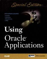 Using Oracle Applications
