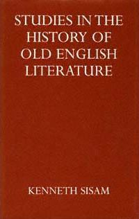 Studies in the History of Old English Literature