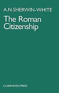 The Roman Citizenship