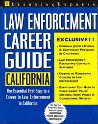 Law Enforcement Career Guide