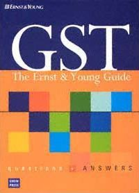 Gst the Ernst & Young Guide