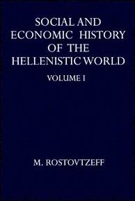 The Social & Economic History of the Hellenistic World
