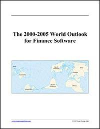 The 2000-2005 World Outlook for Finance Software
