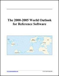 The 2000-2005 World Outlook for Reference Software