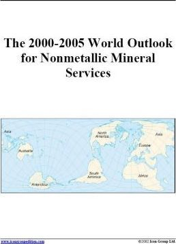 The 2000-2005 World Outlook for Nonmetallic Mineral Services