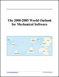 The 2000-2005 World Outlook for Mechanical Software