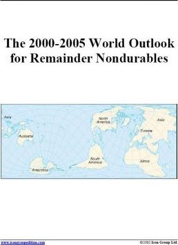 The 2000-2005 World Outlook for Remainder Nondurables