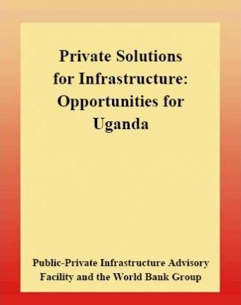 Private Solutions for Infrastructure