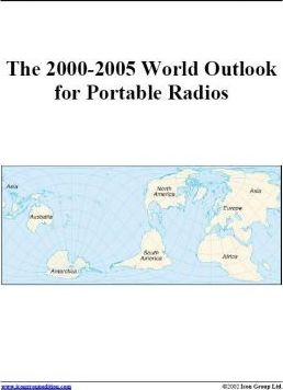 The 2000-2005 World Outlook for Portable Radios