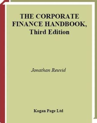 The Corporate Finance Handbook