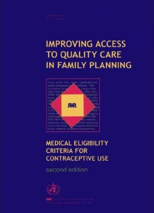 Improving Access to Quality Care in Family Planning