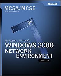 MCSA Managing a Microsoft Windows 2000 Network Environment Readiness Review