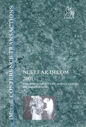 International Conference on Nuclear Decom 2001