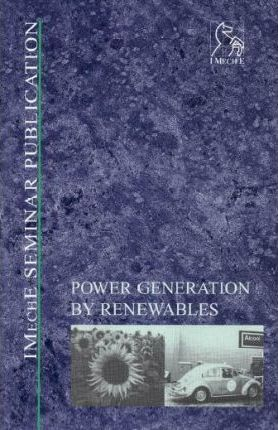 Power Generation by Renewables