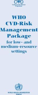 Who Cvd-Risk Management Package for Low- and Medium-Resource Settings