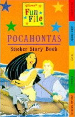 Pocahontas: Sticker Story Book