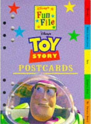 """Toy Story"" Postcards"