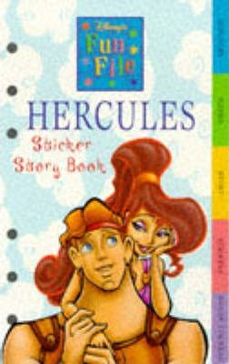 """Hercules"" Sticker Story Booklet"